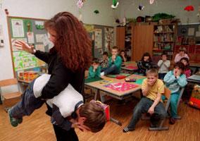 Schule Früher Strafen