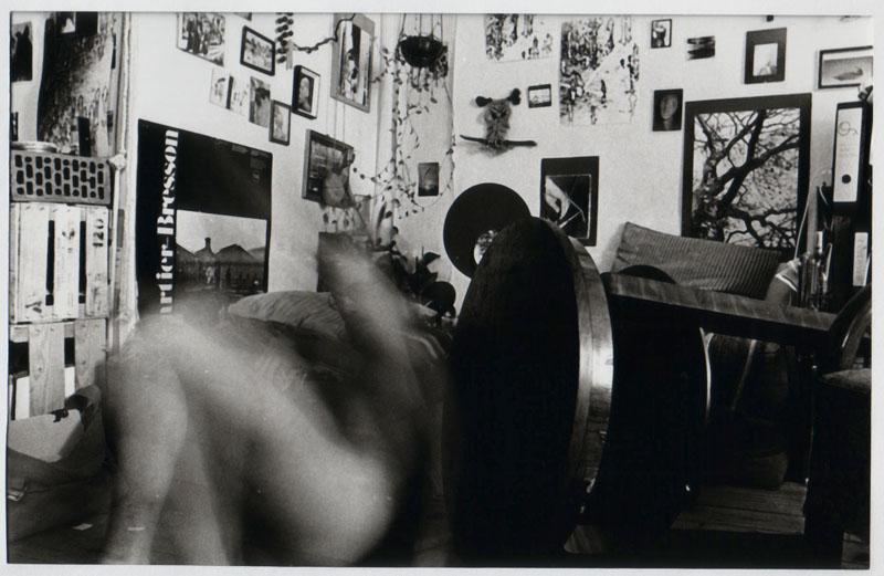 Tisch mit Bewegung, 1984