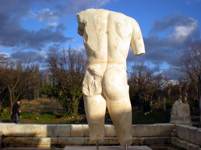 Aphrodisias, Antike Stadt in der heutigen Türkei